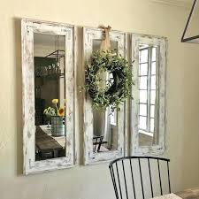 home interior mirror wall decor window mirror wall decor windowpane mirror wall