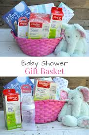 great baby shower gifts baby shower gift basket my big happy