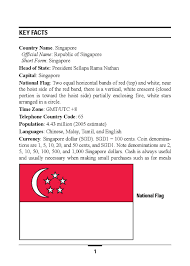 Country Code Flags Marine Corps Intelligence Activity Singapore Country Handbook
