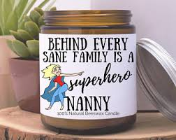 mothers day gift for nanny nanny gift etsy