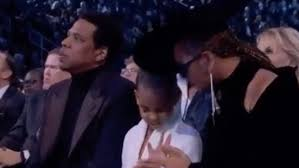 Clapping Meme - blue ivy has no chill in telling beyonce and jay z to stop clapping