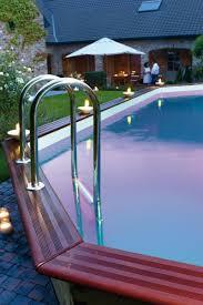 amenagement autour piscine hors sol piscines hors sol le prêt à plonger u2013 visitedeco