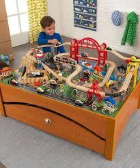 Imaginarium Train Set With Table 55 Piece 14 Best Thomas The Train Table Set Up Images On Pinterest Thomas