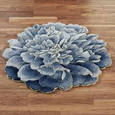 flower area rugs round flower area rug round jute flower rug black and white