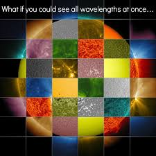 see what you would look like with different color hair what would the night sky look like if we could see in all the