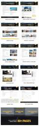 nconstruct business template for construction building