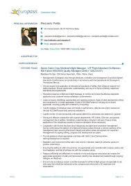 european resume template best 25 format cv ideas on pinterest