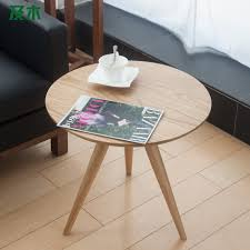 minimalist side table and wood furniture creative modern minimalist scandinavian solid