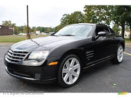 2005 chrysler crossfire coupe in black 033119 nysportscars com