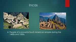 chapter 12 u2013 early civilizations of the americas ppt download