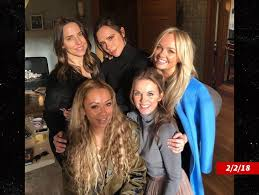 spice girls spice girls have contracts signed for reunion tour tmz com