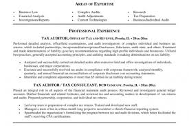 Senior Auditor Resume Sample by Internal Audit Resume Objective Reentrycorps