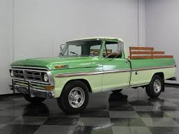 1972 ford f250 cer special 1972 ford f 250 streetside classics car