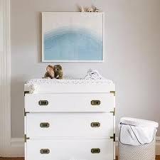 Ikea Hemnes Changing Table Ikea Hemnes Dresser Transitional Nursery Erika Brechtel
