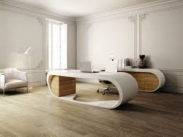 Small Contemporary Desks For Home Home Office Astounding Stained Wood Home Office Desk Design