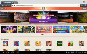 jackd android leo vegas android casino review and no deposit bonus