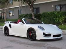 porsche 911 used porsche 911 turbo ebay