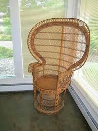 Patio Chair Cushions Set Of 4 High Back Wicker Chair Ultimate Venue High Back Wicker Chair High