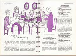 menus a few ideas for your thanksgiving table four pounds flour