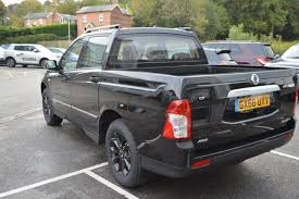ssangyong korando second hand ssangyong korando sport musso for sale in crawley