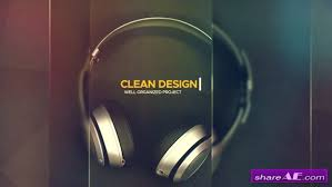 videohive clean media intro free after effects templates after