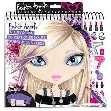 fashion angels makeup u0026 hair design portfolio target