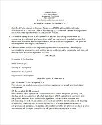 Resume Templates For Experienced It Professionals Experience Resume Template Experienced Resume Format Template 8