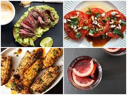 Summer Lunches Entertaining - serious entertaining a last ditch goodbye summer picnic