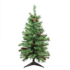 unlit christmas trees 3 x 22 dakota pine artificial christmas tree with pine