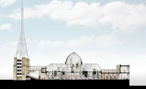 the future of london u0027s historic alexandra palace revealed in new