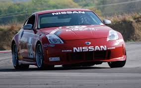 Nissan 350z Horsepower - nissan announces new spec z racing series for 350z
