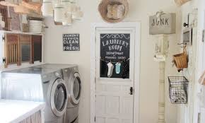 How To Decorate A Laundry Room Easy Vintage Laundry Room Decor Ideas To Inspire You Decolover Net
