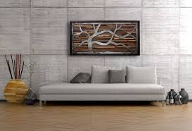 inspiring design reclaimed wood wall decor colorful