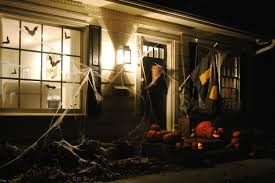 jenny steffens hobick halloween house tour at our house