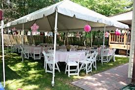 how to decorate garden for birthday party 5 ideas to make sweet