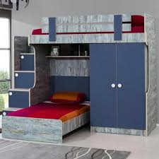 Bunk Beds With Wardrobe State Of The Uv Printing Technology On Bunk Beds
