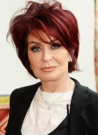 back view of sharon osbourne haircut sharon osbourne latest news pictures and gossip express co uk