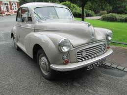 for sale highly sought after original 1955 morris minor split