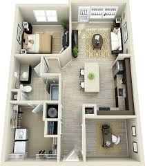 1 bedroom cottage floor plans one bedroom house plans 3d one 1 bedroom apartment house plans 3