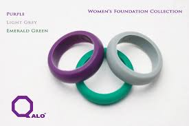 qalo wedding bands stress jewelry a qalo ring review by hh