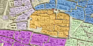 Uva Map Lhasa Vr Visualizing The Historic Tibetan Capital U2022 Uva Arts