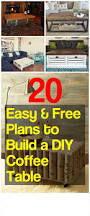 51 best u0026 unique diy coffee table ideas to inspiring you try it