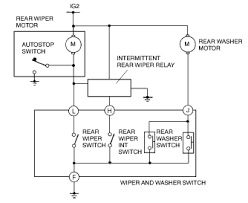 tmc wiper motor wiring diagram tmc wiring diagrams collection