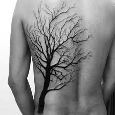 40 tree back designs for wooden ink ideas