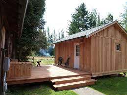 Studio Shed With Bathroom by Bear Creek Studio Accommodations