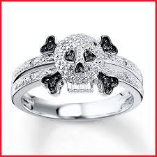 mens skull wedding rings awesome skull wedding rings for men image of wedding ring idea
