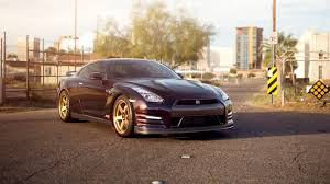 Nissan Gtr Review - midnight opal alpha 7 gt r performance package review