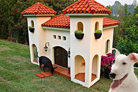 cool dog houses 11 luxury dog houses worthy of mtv cribs barkpost
