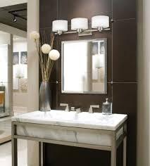 Contemporary Bathroom Wall Sconces Cosy Bathroom Wall Sconces Chrome Great Designing Bathroom Led