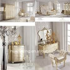neoclassical antique gold furniture new french style gold bedroom